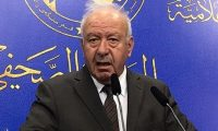 """تحالف الفتح:الطرف الثالث الذي قصدة وزير الدفاع هو """"الحشد الشعبي"""""""