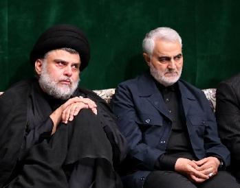 التيار الصدري :المرجعية والأحزاب الشيعية المتنفذة وبأمر من سليماني إتفقت على بقاء عبد المهدي