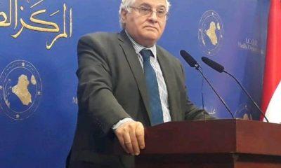 فهمي:سائرون والنصر لن يقبلا بأي حل إلا بعد إقالة حكومة عبدالمهدي