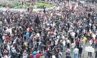 حقوق الإنسان:50 شهيدا في ذي قار منذ 1 تشرين الأول