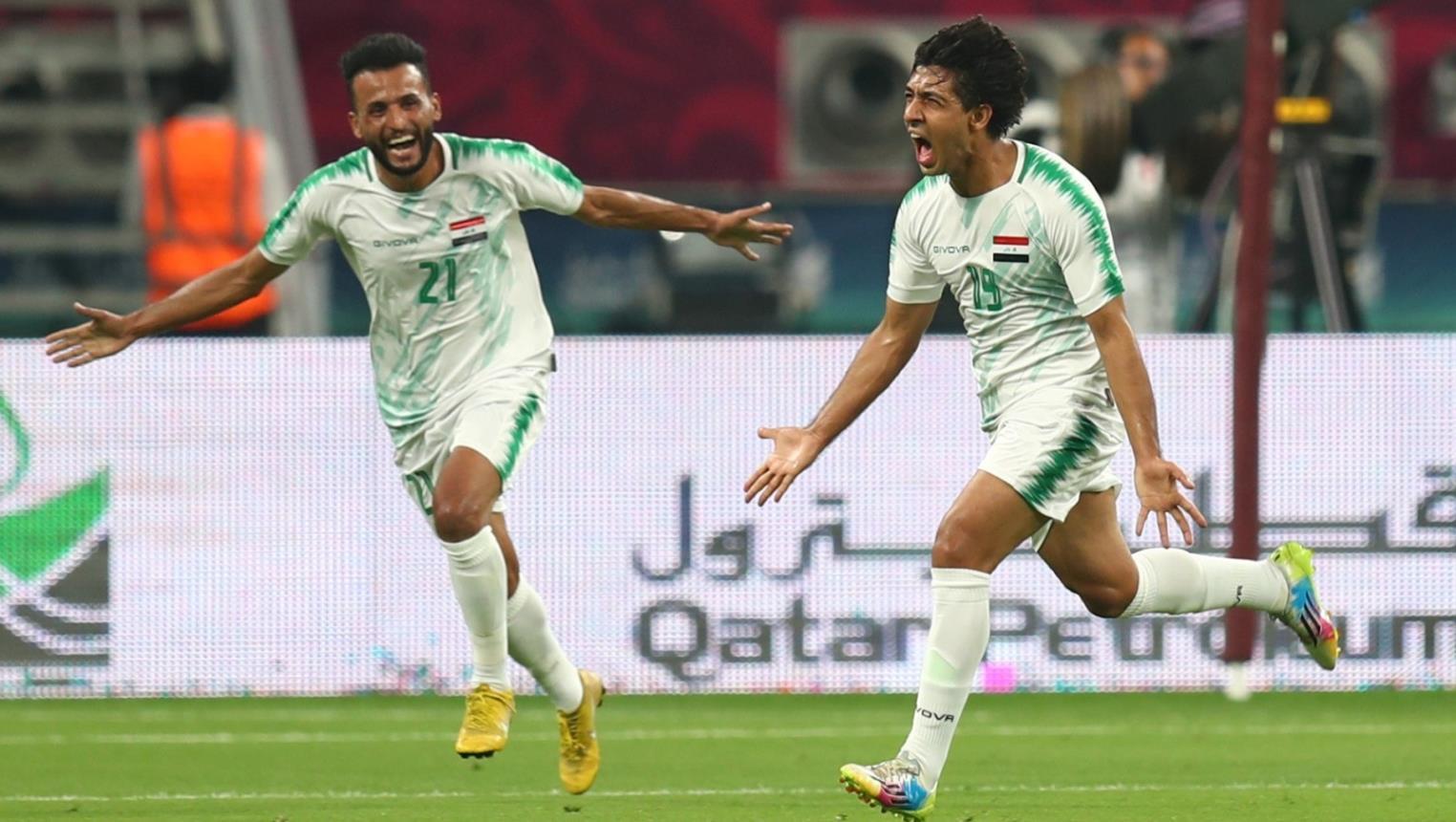 الإعلام القطري ينتقد منتخبه الوطني بعد هزيمته أمام العراق