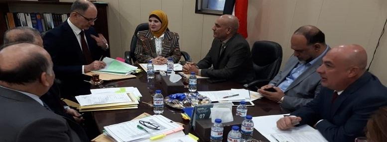 الثقافة النيابية تطالب الوزير  بتطوير العمل السياحي والاهتمام بالآثار