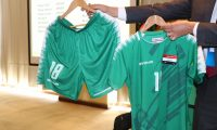 غداً ..المنتخب الوطني بالزي الأخضر مع البحرين