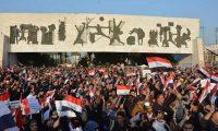 الشعب يقرر مصيره لا أمريكا لا إيران لا مقتدى