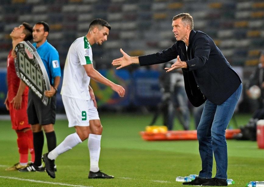 كاتانيتش:مواجهة الفريق اليمني سيكون بنفس اللأعبين