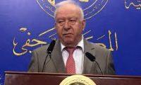 نائب من تحالف الفتح يطالب بإقالة عبد المهدي
