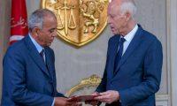 الرئيس التونسي يكلف الحبيب الجملي بتشكيل الحكومة الجديدة