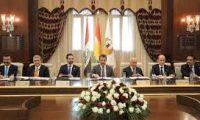 حكومة كردستان تعتزم تقليل رواتب وامتيازات المسؤولين