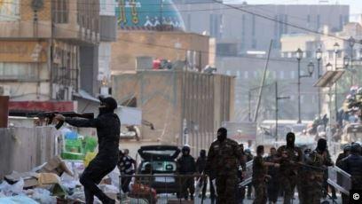 ميليشيا كتائب حزب الله والعصائب وراء مذبحة الخلاني والسنك رداً على العقوبات الأمريكية