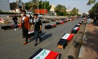 قيادة القوات الأمنية في بغداد متواطئة مع مقترفي المجازر الدموية !