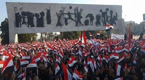 ثورة تشرين وحرب العراقيين