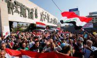 ثورة العراق الكبرى تطيح بعروش العملاء والفاسدين