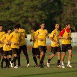 الاولمبي يباشر بالتدريب في بانكوك