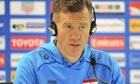 كاتنيتش يعلن مشاركة المنتخب العراقي في بطولة كأس آسيا