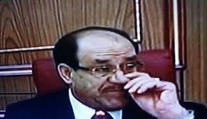 """المالكي:نحن مع مرشح رئاسة الوزراء الذي يوافق عليه """" السيستاني""""!!"""
