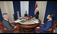 إلى الرئاسات العراقية الثلاث