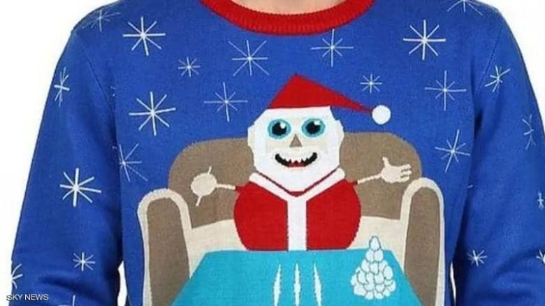 """""""سانتا يتعاطى الكوكايين"""".. اعتذار رسمي بعد """"الكنزة الفضيحة"""""""