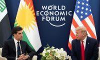 ترامب يؤكد لنيجيرفان مواصلة الدعم العسكري والأمني الأمريكي لكردستان