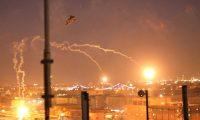 الإعلام الأمني: قصف السفارة الأمريكية بـ5 صواريخ كاتيوشا من قبل ميليشيات الحشد