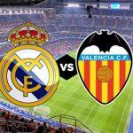 اليوم..مباراة ريال مدريد مع فالنسيا