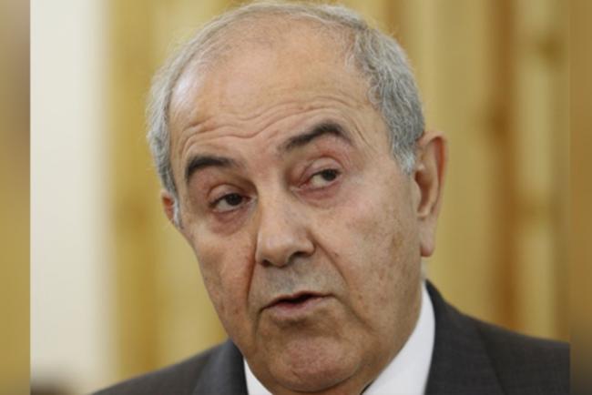 بمناسبة استقالته من عضوية مجلس النواب.. سيرة حياة: أياد علاوي