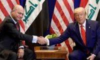 ترامب يعتزم مناقشة موضوع انسحاب قواته من العراق مع صالح على هامش أعمال منتدى دافوس