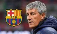 سيتين مدربا لفريق برشلونة