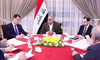 """عبد المهدي يطالب بـ""""الإسراع"""" في تنفيذ الإتفاقية مع الصين!!"""