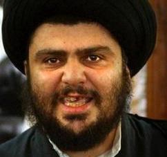 """الخائن الصدر:س""""أمر الجيش والحشد بقتل المتظاهرين"""""""