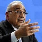 شبر:إسراع عبد المهدي في تنفيذالإتفاقية الصينيةدليل على فسادها