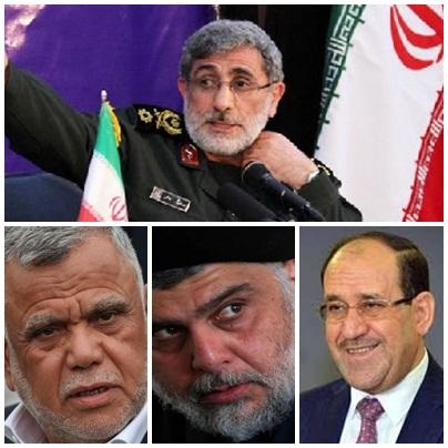 تحالف الفتح:وساطة بين الصدر والمالكي تحت العباءة الإيرانية