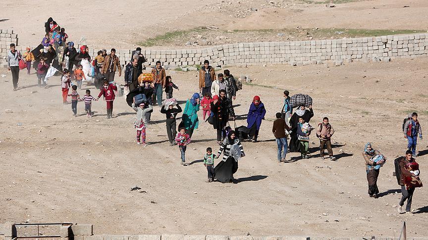 الأمن النيابية :عودة النازحين لمناطقهم من اسبقيات استقرار العراق