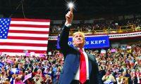 استطلاع..ارتفاع شعبية ترامب في الولايات المتحدة