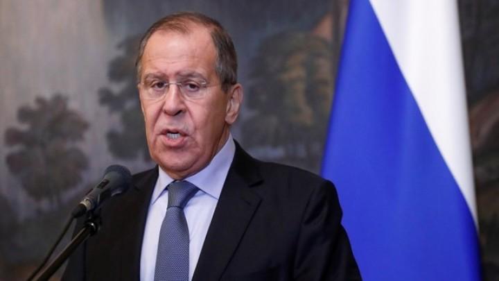 لافروف:نعمل على إعادة سوريا إلى الجامعة العربية