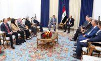 صالح يؤكد على تحقيق العدالة في التعيينات