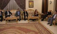 طالباني:تعهد لنا وزير الزراعة الاتحادي في حل مشاكل فلاحي كردستان