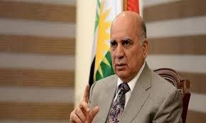 مصدر:علاوي يرفض عودة فؤاد حسين لحكومته