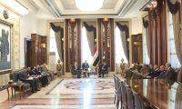 وزير الدفاع والسفير الأمريكي يؤكدان على تعزيز التعاون لمحاربة داعش