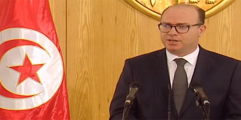 الفخفاخ يعلن التشكيلة الحكومية التونسية