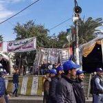 اتباع الصدر يقتحمون ساحة التحرير