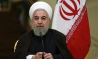 روحاني:الولايات المتحدة أرسلت لنا عشرات الرسائل للحوار معها
