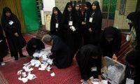 الشعب الايراني يصفع الخامنئي ونظامه في الانتخابات