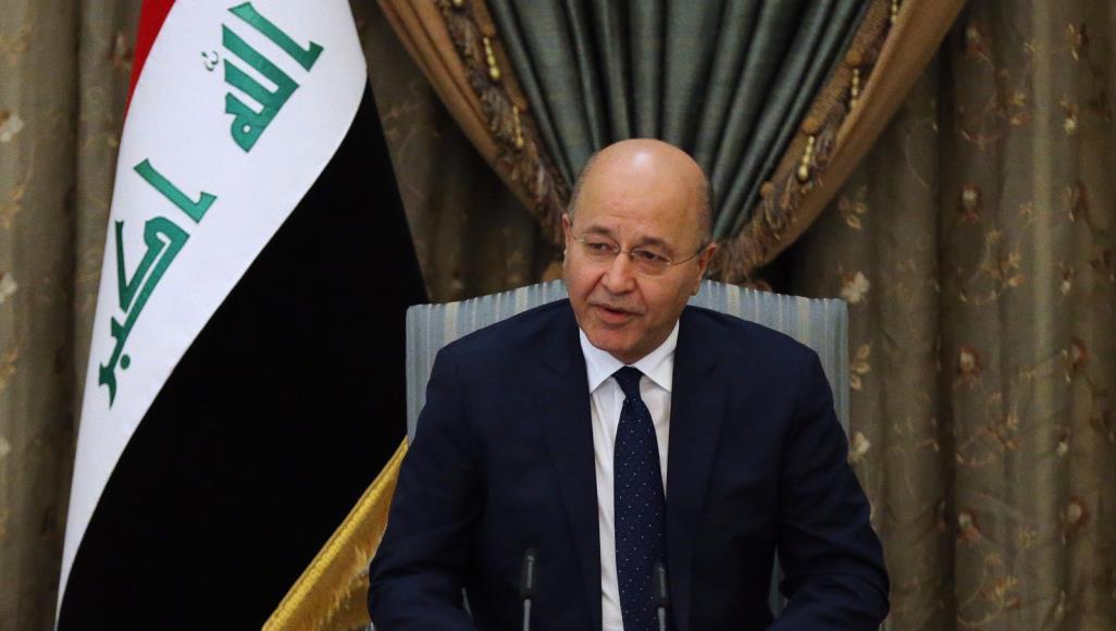 د.برهم صالح، والمحور الإيراني في العراق!