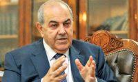علاوي:اختطاف المتظاهرين تؤكد على نية الحكومة إلى فض ساحات الاحتجاج بشتى الوسائل