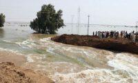 """إيران تفتح سيولها الطينية على العراق لتدمير الأراضي الزراعية والدفاع المدني يقدم""""النصائح"""""""