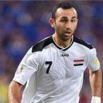لاعب منتخب العراق لكرة القدم جاستن ميرام يتعاقد مع فريق أتلانتا يونايتد الأمريكي