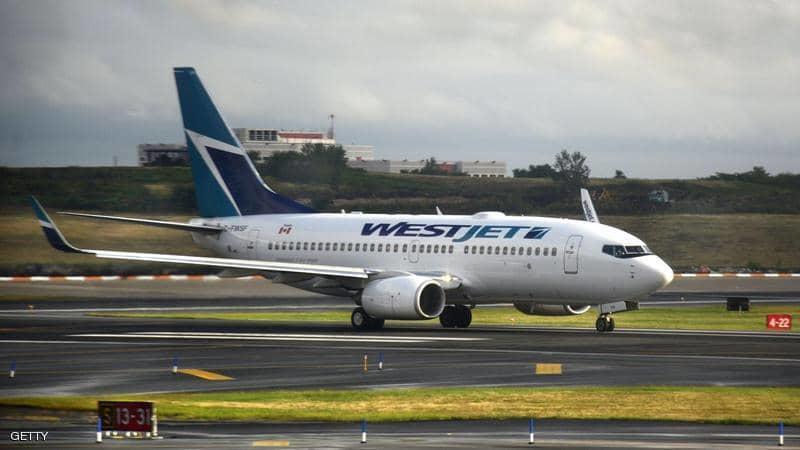 راكب يجبر طائرة على العودة للمطار بدعوى الإصابة بكورونا