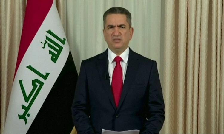 حزب بارزاني:طلبنا من الزرفي التريث في زيارة كردستان حتى موافقة إيران على ترشيحه