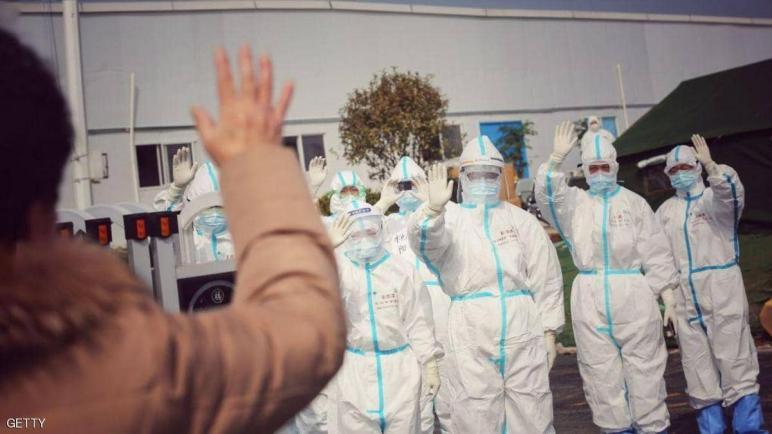تعافي 103 آلاف مصاب بكورونا حول العالم