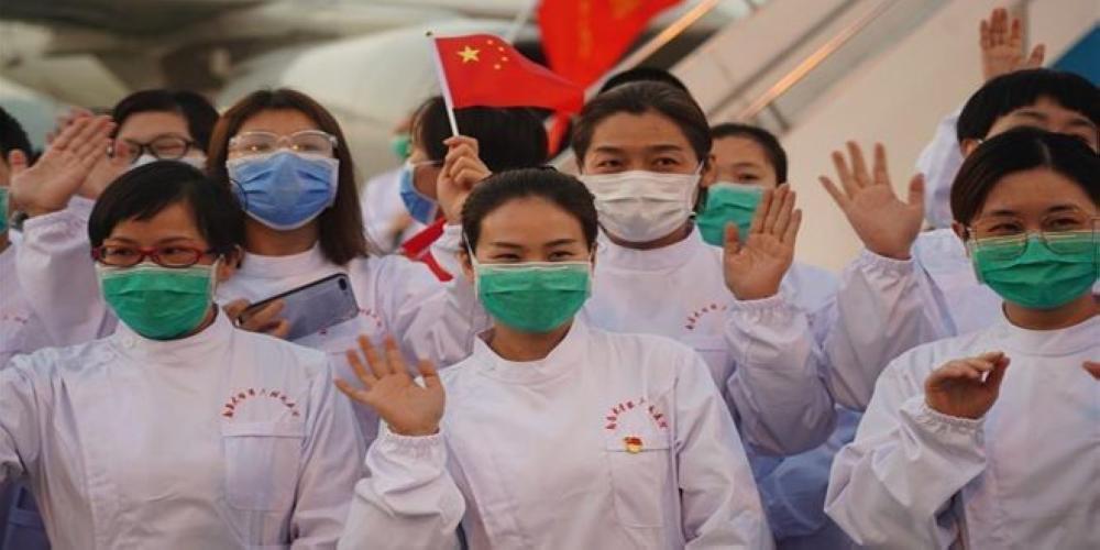 الصين تعرض المساعدة على 82 دولة  لمكافحة فيروس كورونا